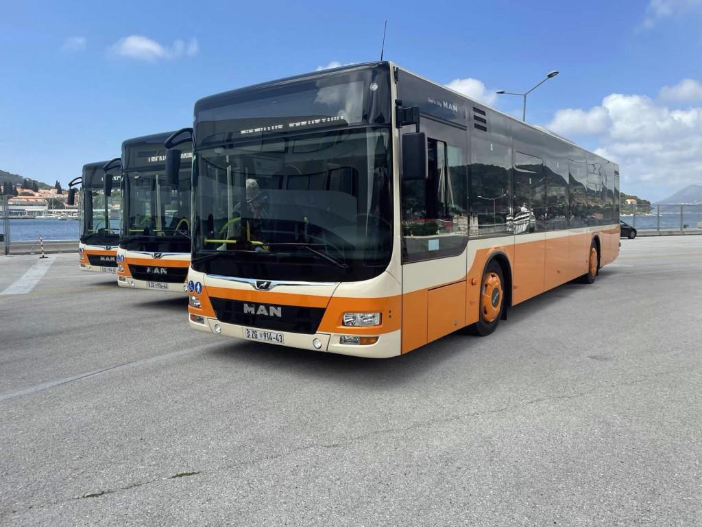 Libertasu stigli novi autobusi