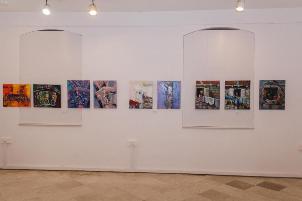 """Otvorena izložba radova """"Detalji Grada"""""""