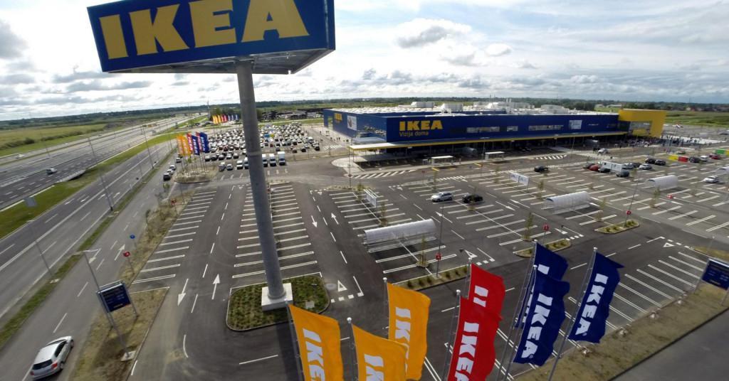 Robna kuća IKEA u Zagrebu