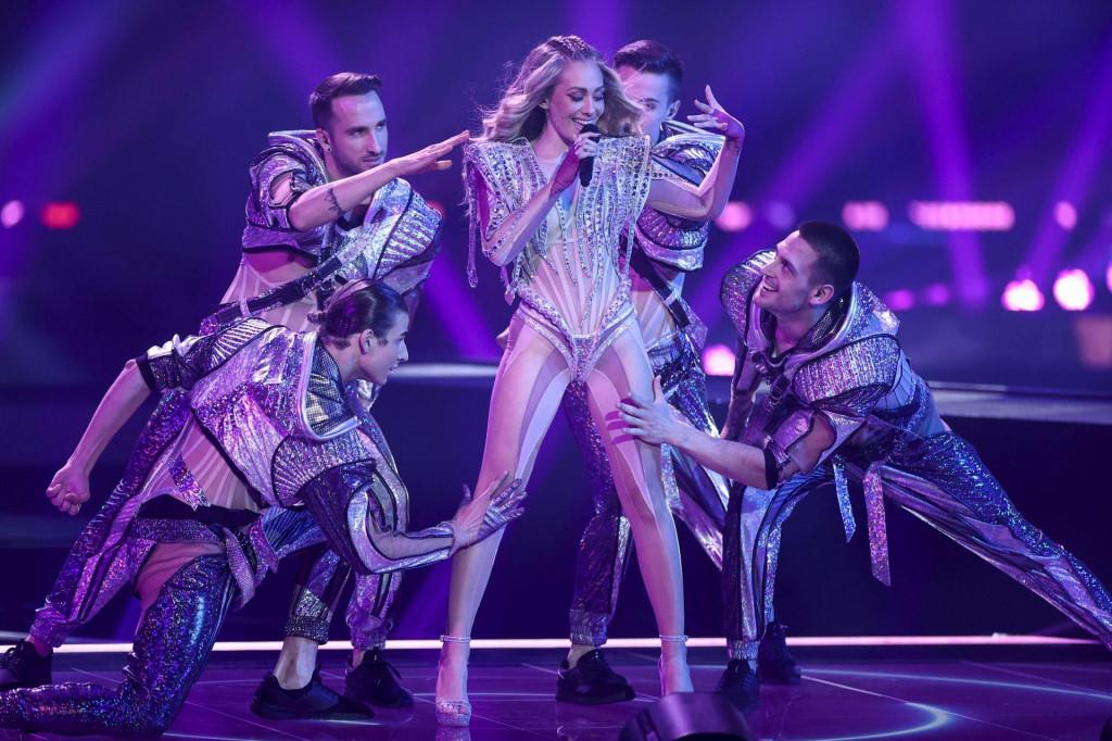 Albina se nije uspjela plasirati u finale Eurosonga.