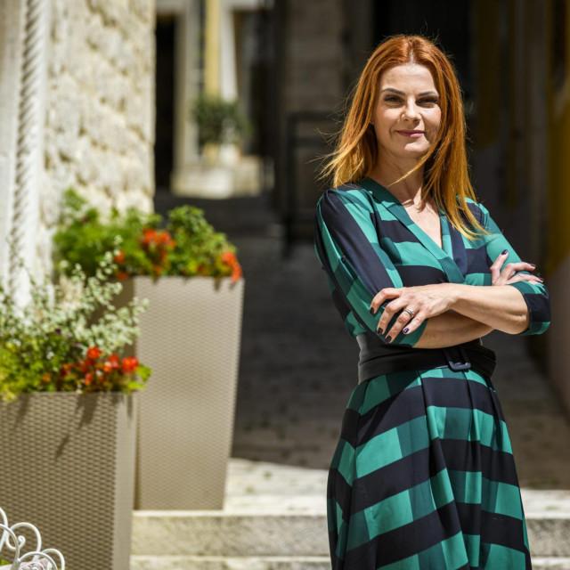 <br /> Željana Šikić, direktorica ureda Turističke zajednice Šibensko-kninske županije<br />