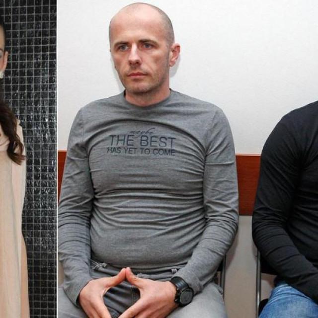 Ivana Obad, Dalibor Opačak i Marin Čolak