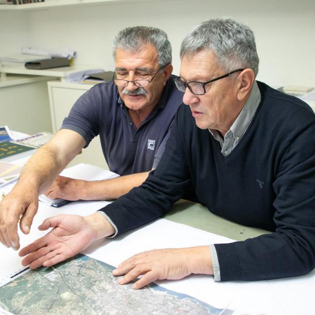 Ivan Vulić (lijevo) i Ante Kuzmanić