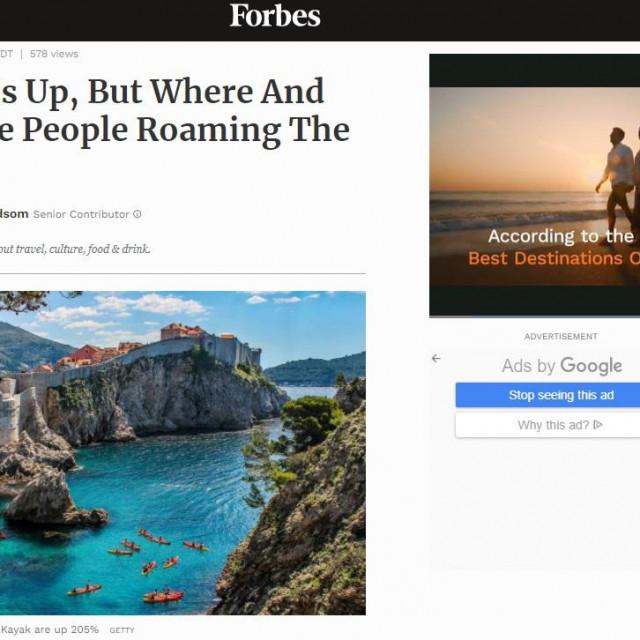 Hrvatske destinacije pojačano se pretražuju na tržištu SAD-a