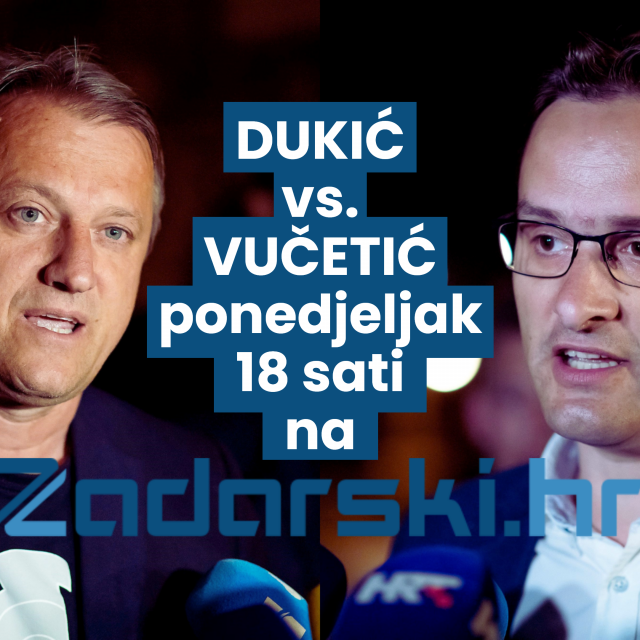 Sučeljavanje Dukić - Vučetić