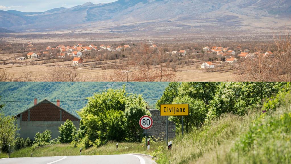 Od svih 428 općina, samo tri imaju manje od 300 birača na listama Državnog izbornog povjerenstva. Civljane su najmanja (i najsiromašnija) općina, a ni Kijevo nije daleko...