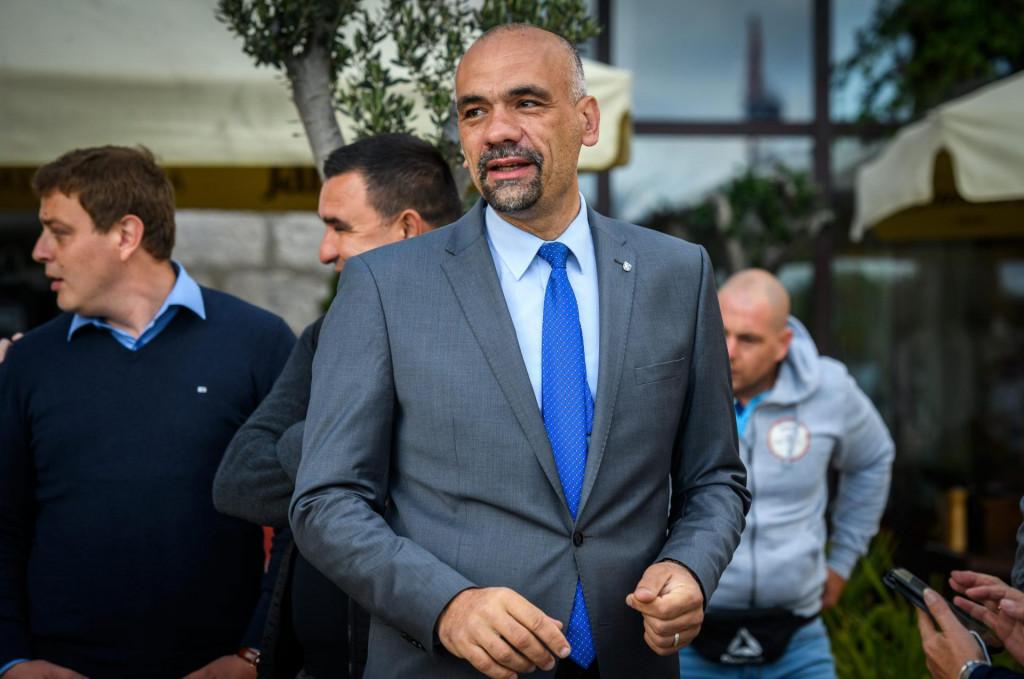 Na fotografiji: Marko Jelić