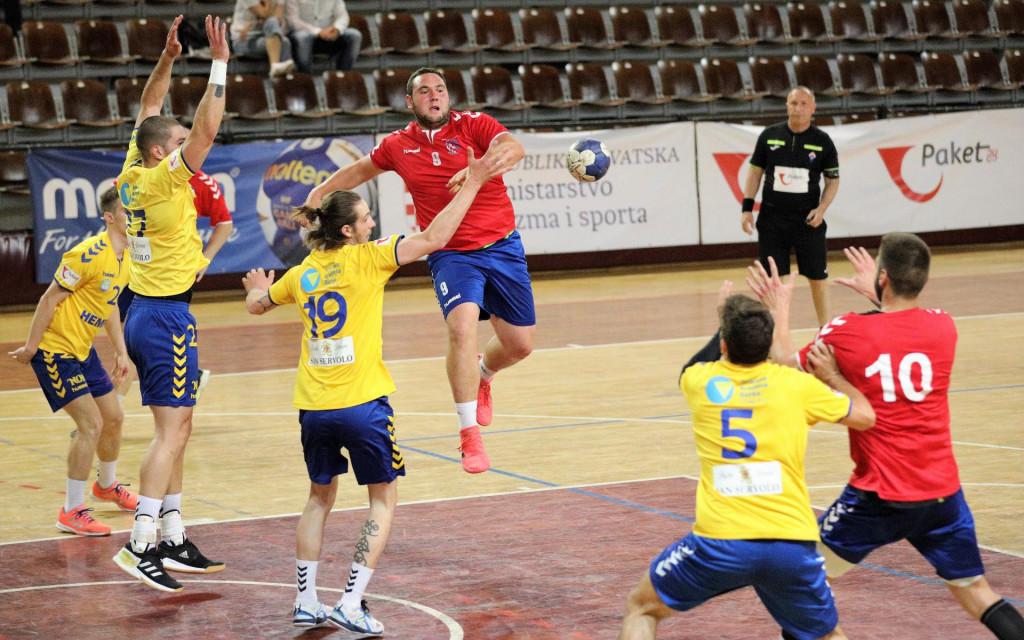 Luka Bevanda (RKHM Dubrovnik) protiv Umaga u Gospinom polju