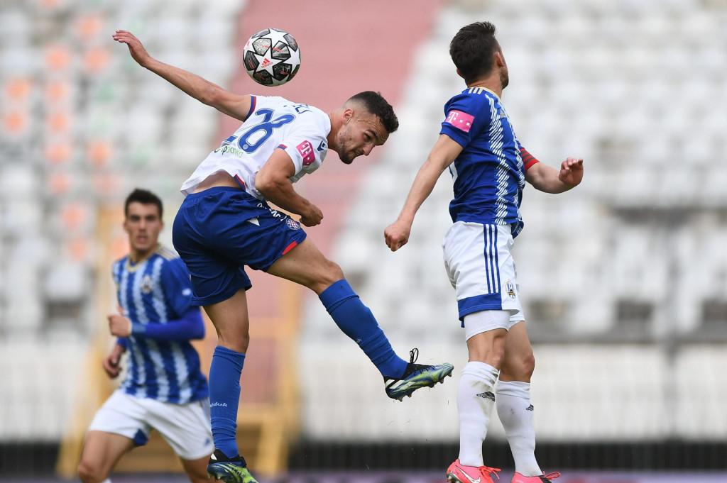 Vicko Ševelj (Hajduk) protiv Lokomotiva