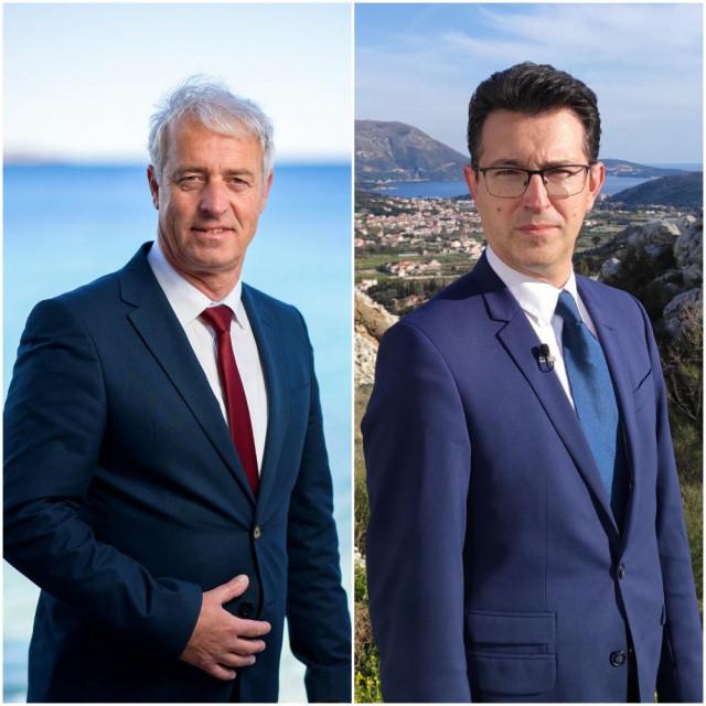 Silvio Nardelli i Antun Bašić