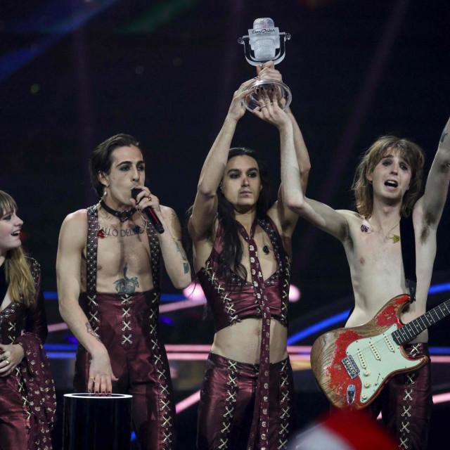 Predstavnici Italije odnijeli su pobjedu na 65. Eurosongu.