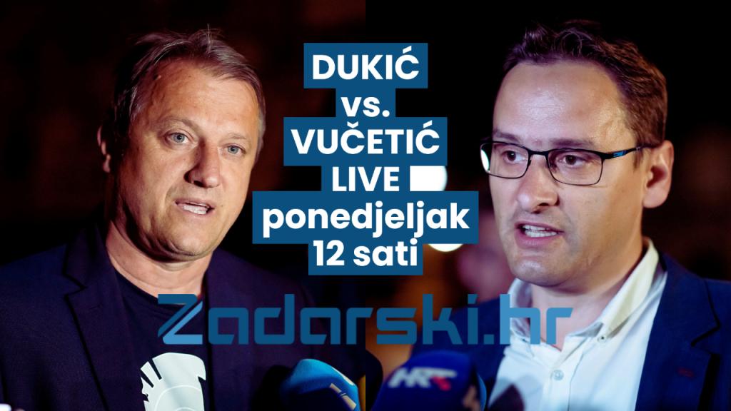 Sučeljavanje Dukić vs. Vučetić