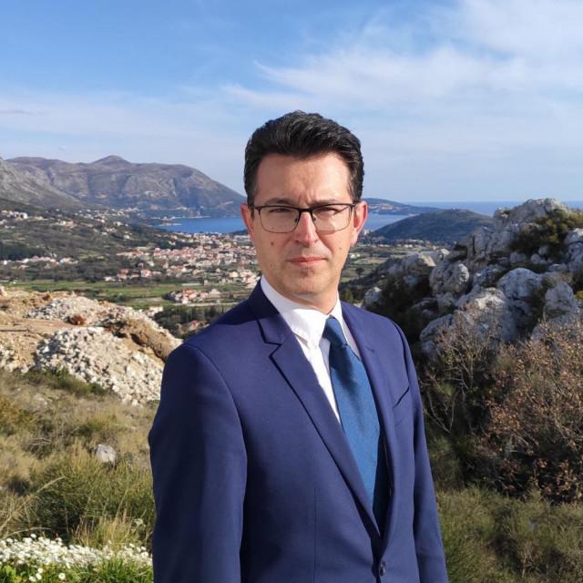 Predsjednik Župke Antun Bašić