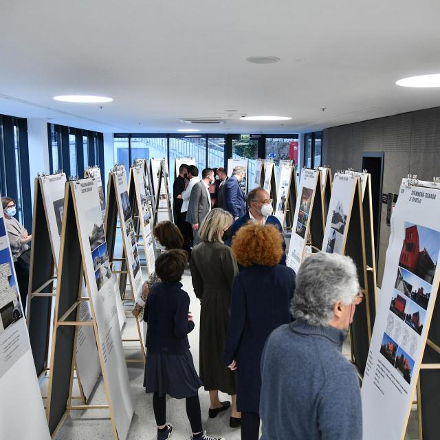 Otvorena Godišnja izložba ostvarenja hrvatskih arhitektica i arhitekata u 2020. godini