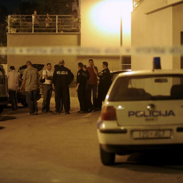 Stravično ubojstvo na Pazdigradu šokiralo je stanovnike Splita.
