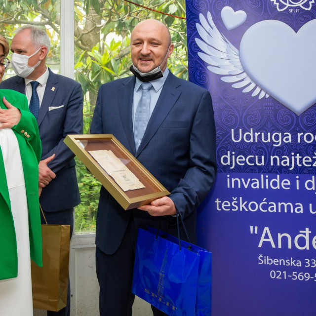 Dijana Aničić, Andro Krstulović Opara i Tomislav Debeljak<br /> <br />