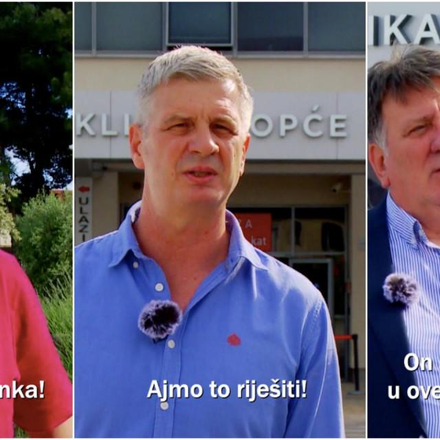 Kolege liječnici podržavaju Branka Dukića