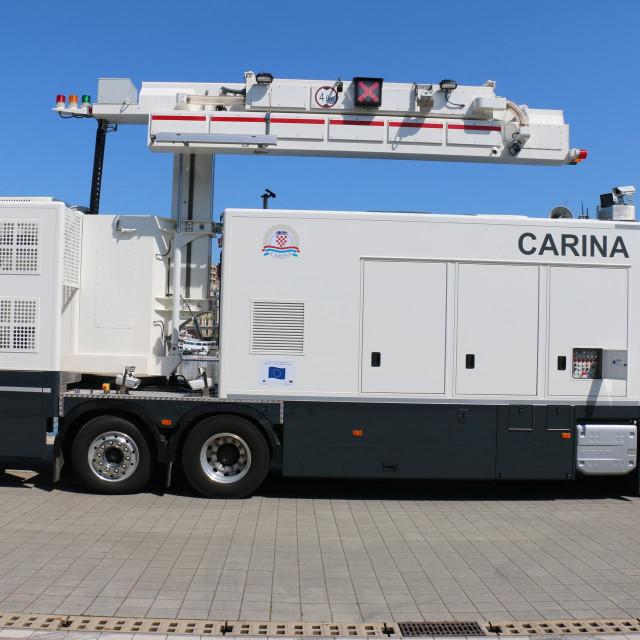 Mobini RTG uređaj u Luci Rijeka koristi se već tri godine