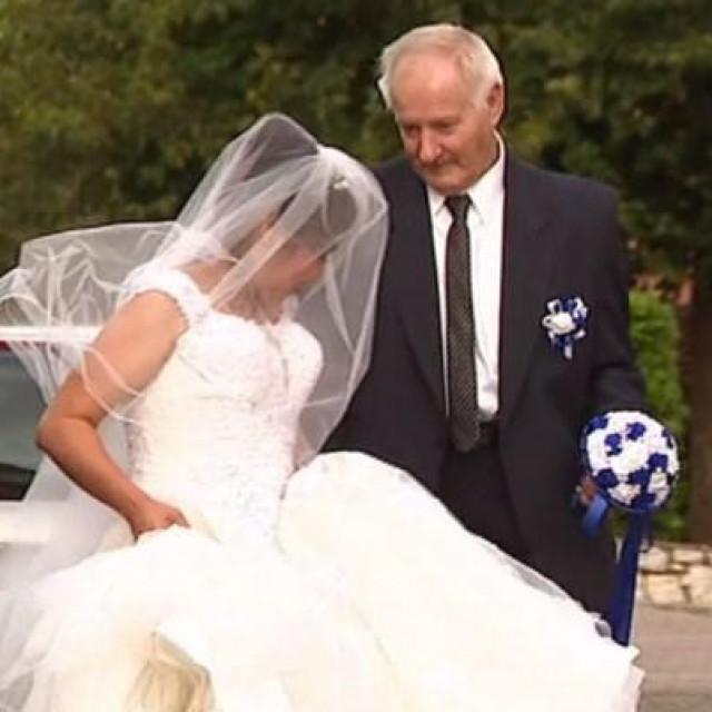 Marijan i Patty vjenčali su se pred kamerama RTL-a.