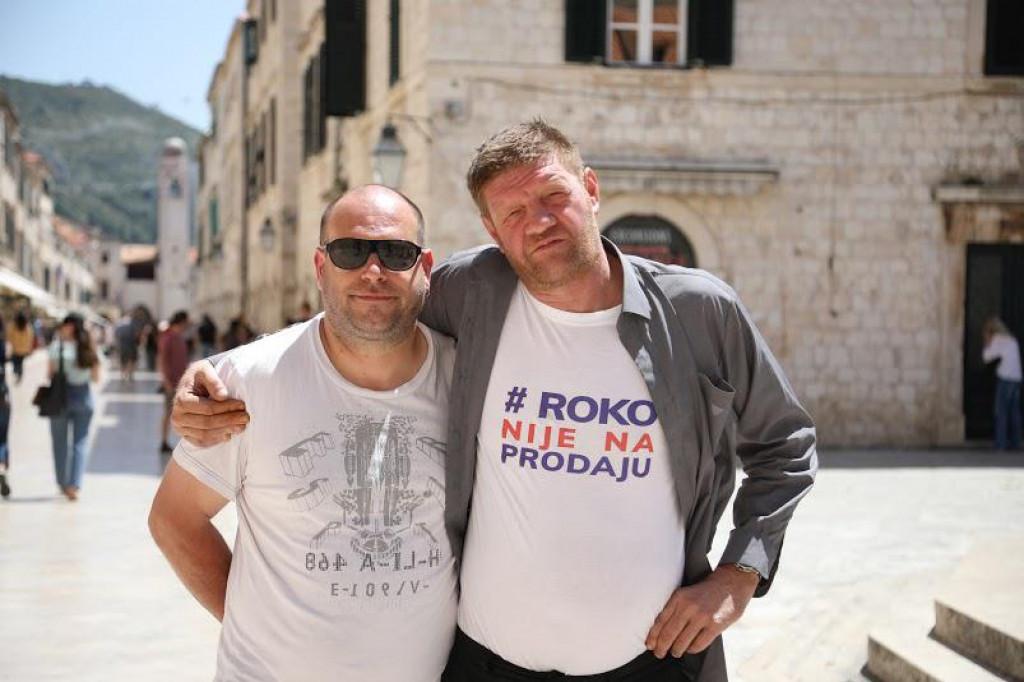 Ivica Roko i Ivan Cetinić, novi dubrovački gradski vijećnici s Nezavisne liste