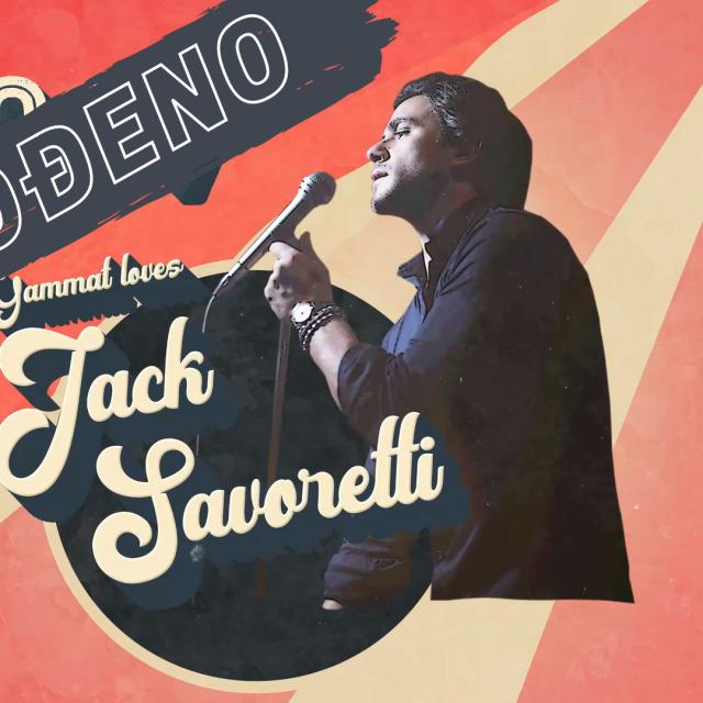Odgođen koncert Jacka Savorettija