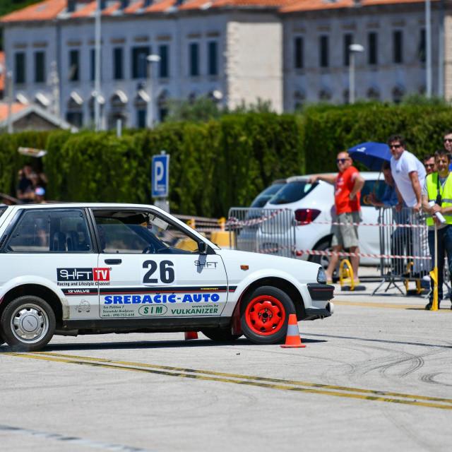 Prvenstvo Hrvatske u ocjensko spretnosnim vožnjama u Luci Gruž - Nagrada Ragusa Racinga 2021.