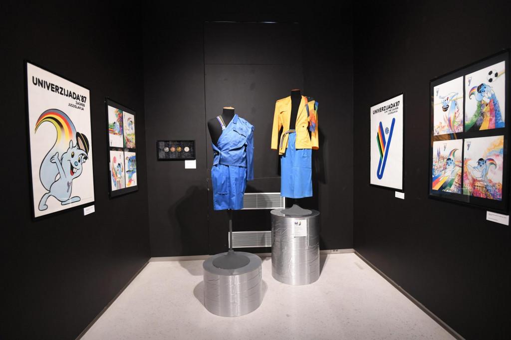 U Knezevoj palaci otvorena je izlozba Igra sporta i umjetnosti u organizaciji Narodnog muzeja Zadar i Hrvatskog sportskog muzeja.<br />