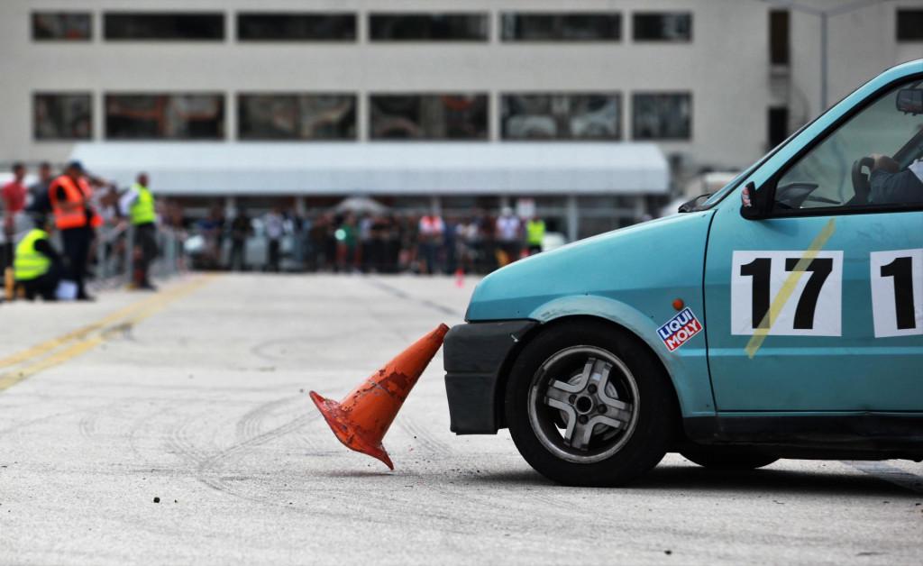 Ocjensko spretnosne vožnje u Luci Gruž – Nagrada Ragusa Racinga