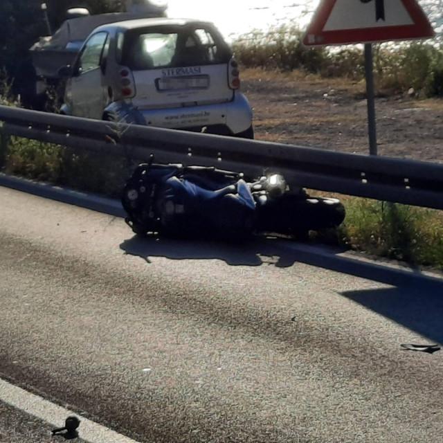Prometna nesreća na području Sustjepana