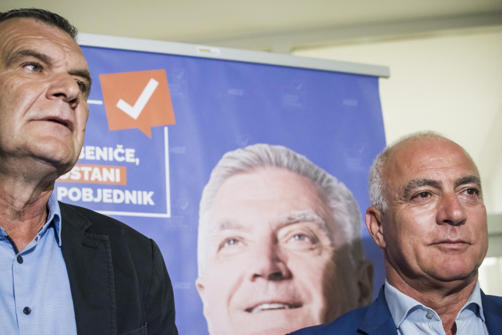 Pauk i Dujić najveći su gubitnici izbora u županiji
