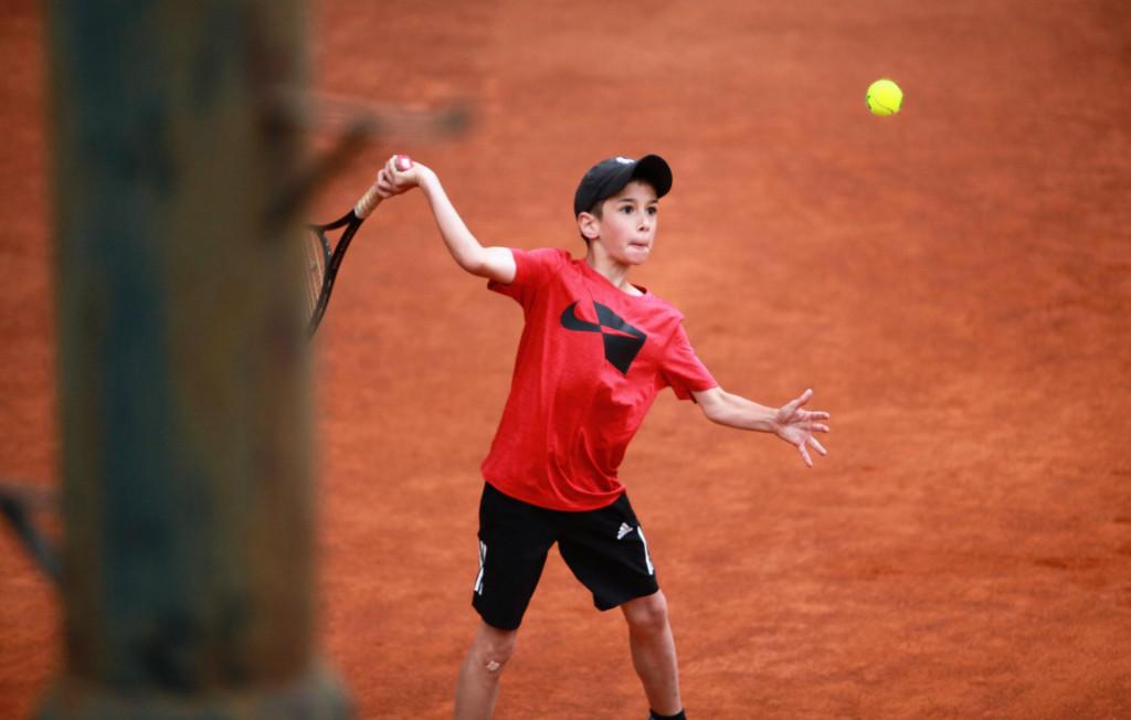 Otvoreno prvenstvo Dubrovnika u tenisu do 10 godina (Lorenzo Butigan)