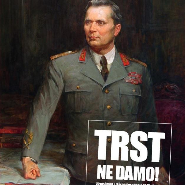 Federico Tenca Montini: 'Trst je naš' (Srednja Europa, Zagreb)