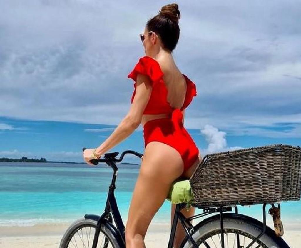 Severina na Maldivima
