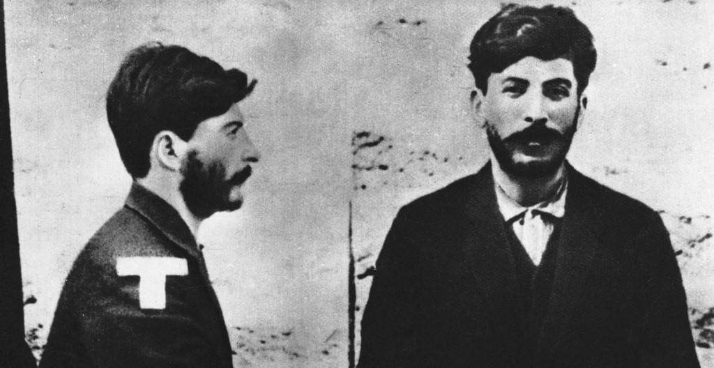 Fotografija uhićenja mladog Staljina