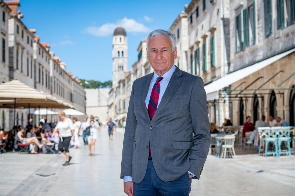 Župan Nikola Dobroslavić po četvrti put je 'izborio' povjerenje građana