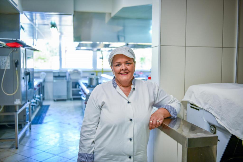 Lucija šest godina radi u vrtićkoj kuhinji