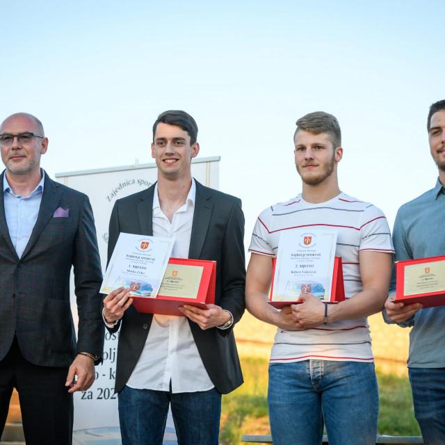 Marko Čeko, Robert Vukičević i Toni Slavica