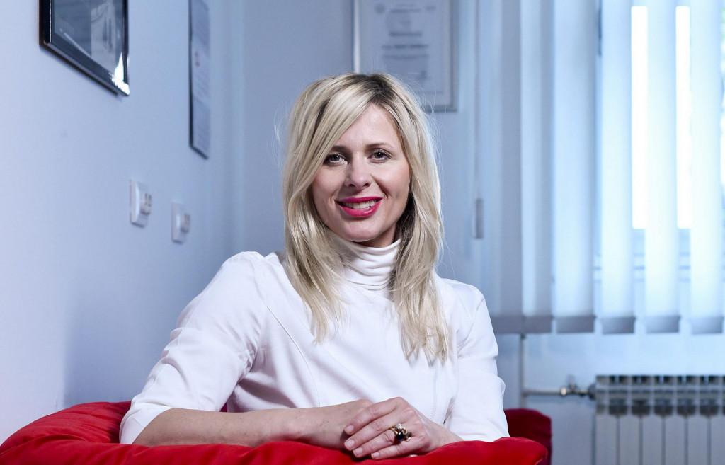 Zagreb, 130521.<br /> Dijana Zadravec, predstojnica klinickog zavoda za dijagnosticku i intervencijsku radiologiju KBC Sestara milosrdnica.<br />