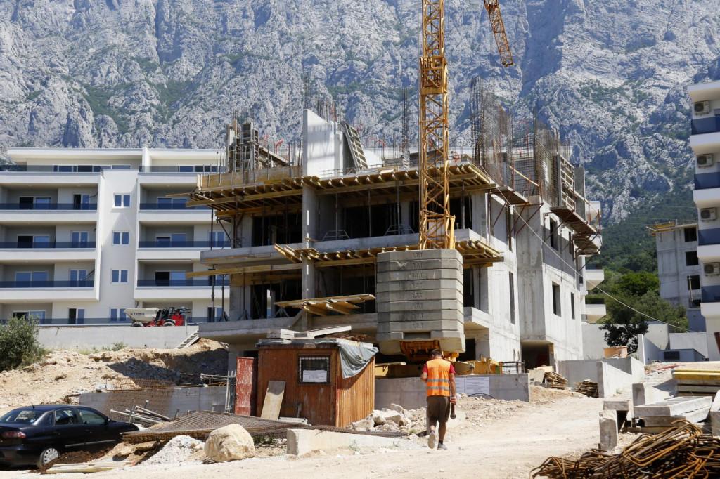 Gradilište u Zadarskoj ulici