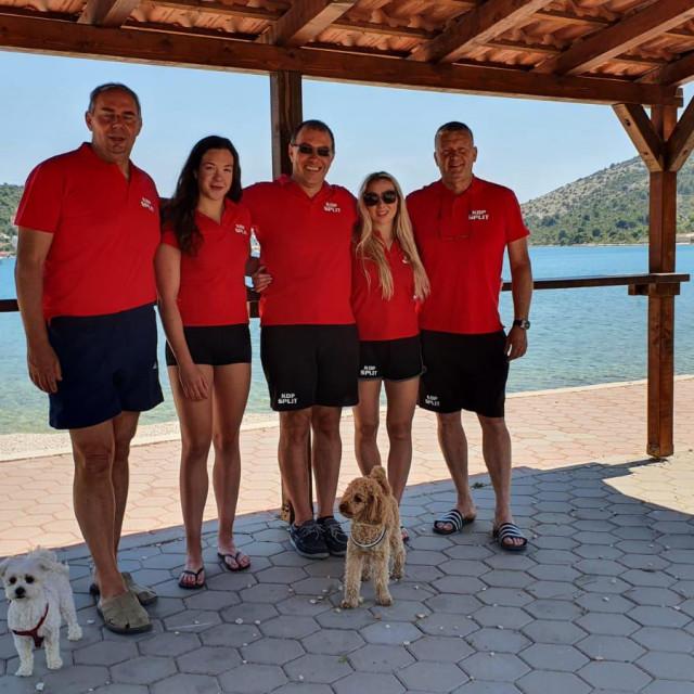 Organizatori maratina u Vinišću