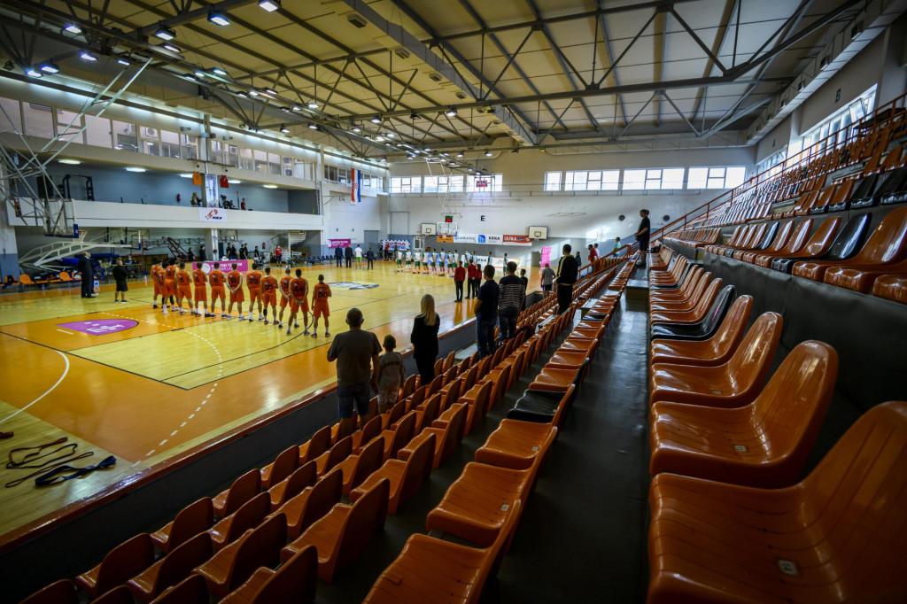 Baldekin je dom košarkašima i košarkašicama, a tu bi svoje utakmice igrali i malonogometni prvoligaši Crnica i Šibenik 1983