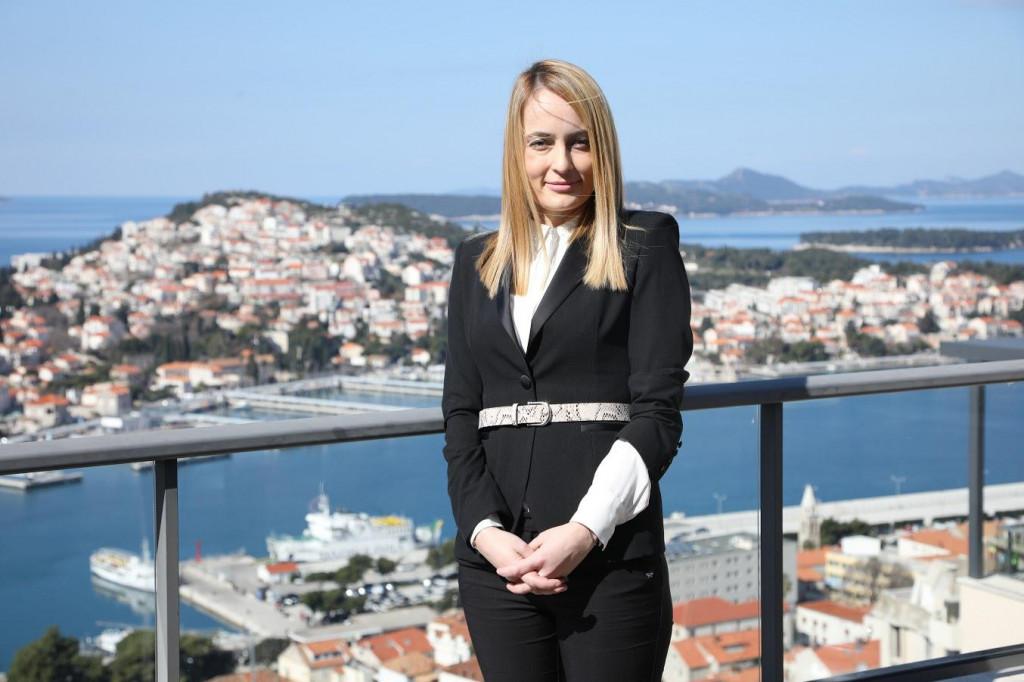 Ana Hrnić, direktorica TZ Grada Dubrovnikau