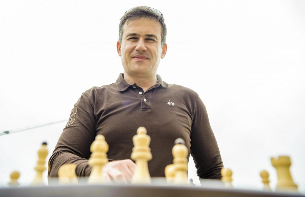 Miro Tesla, aktualni prvak grada i predsjednik ŠK Šibenik