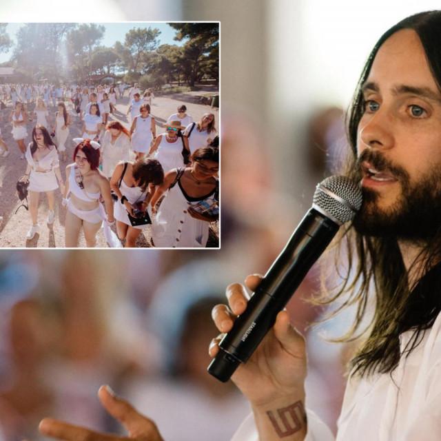 Jared Leto i njegova grupa Thirty Seconds To Mars stižu ovo ljeto na Obonjan