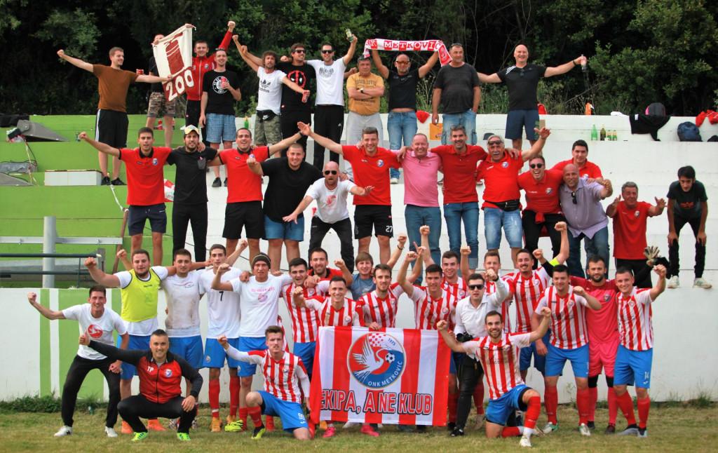 ONK Metković slavi 2:0 pobjedu u Dubravci protiv Sokola