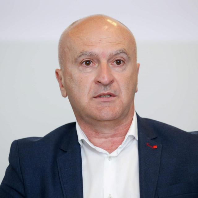 Predrag Fred Matić smatra da Peđa Grbin može od stranke napraviti 'SDP 2.0'<br />