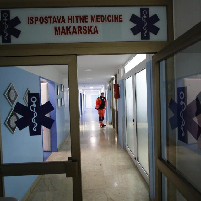 Ispostava Hitne medicinske pomoći u Makarskoj<br />