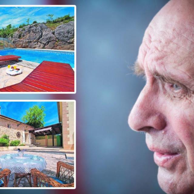 Legendarni novinar odlučio je prodati svoje predivno imanje u Siveriću