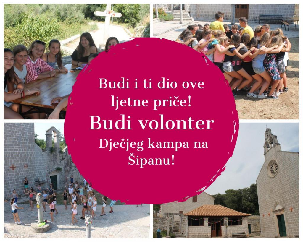 Iz Dubrovačke biskupije pozivaju na sudjelovanje u Ljetnom kampu na Šipanu