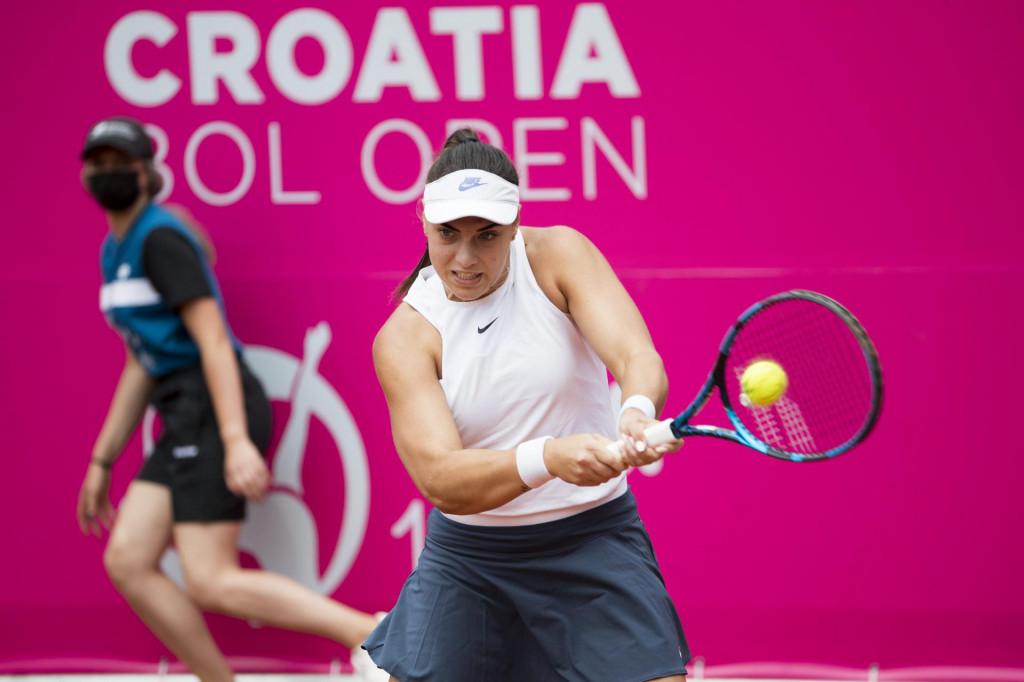 Ana Konjuh na Croatia Bol Openu 2021.